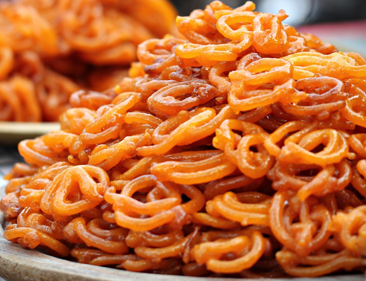 Street Food - Jalebi