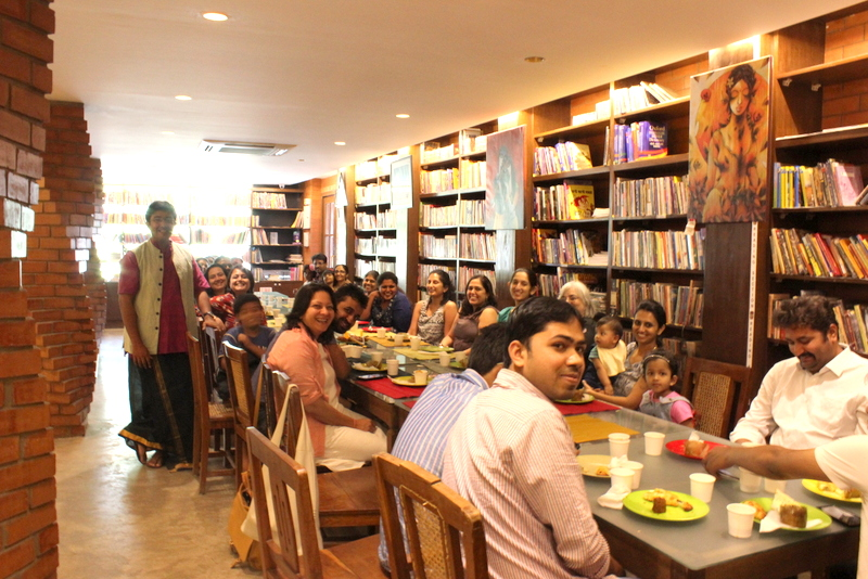 Atta Galatta plays host to many meetings and activities as a flexible space. They have an enviable collection of books which one can peruse over a coffee and even buy them, if you like.  5. DYU Art Café  A throwback to Kashi's Art Café in Fort Kochi, the DYU Art Café is a sublime experience that transports you to a traditional Kerala tharavadu. However, the menu is decidedly western with some indigenous touches. (The limeade features narunandi, an Ayurvedic herbal freshner)